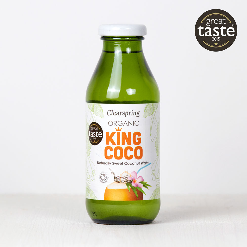 Organic King Coco - Naturally Sweet Coconut Water
