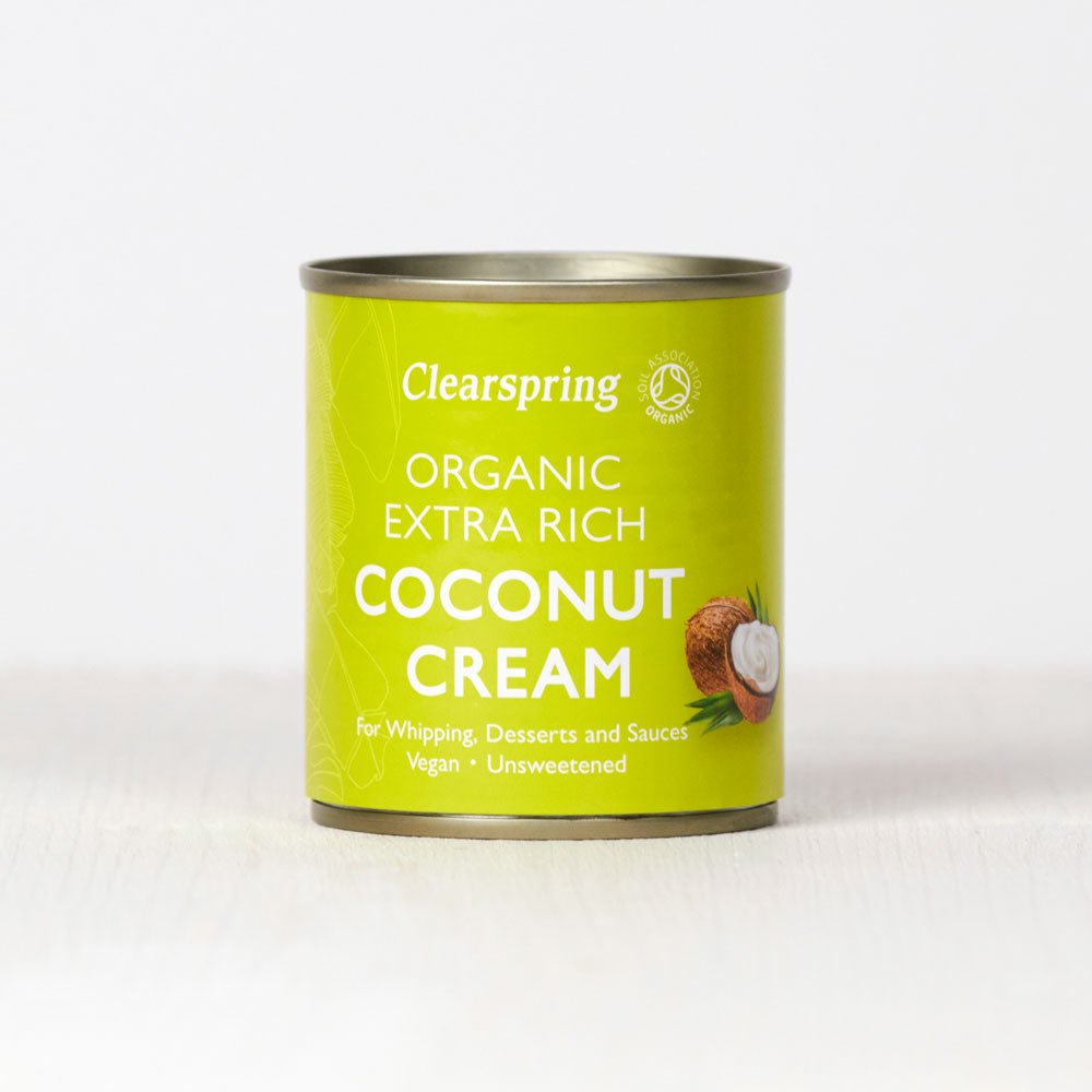 Organic Extra Rich Coconut Cream