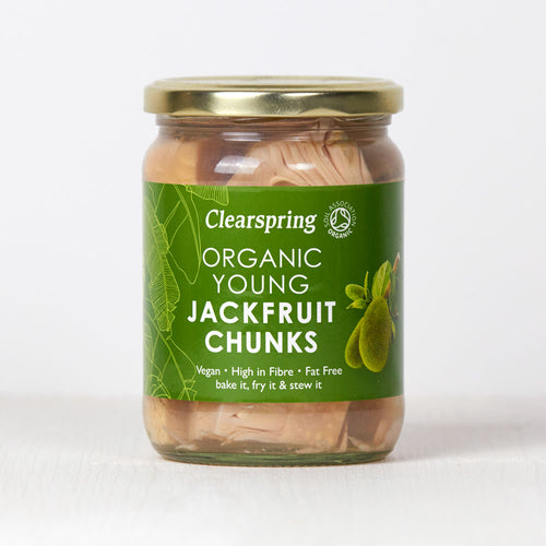 Organic Young Jackfruit Chunks