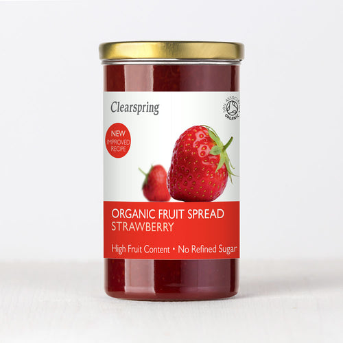 Organic Fruit Spread - Strawberry