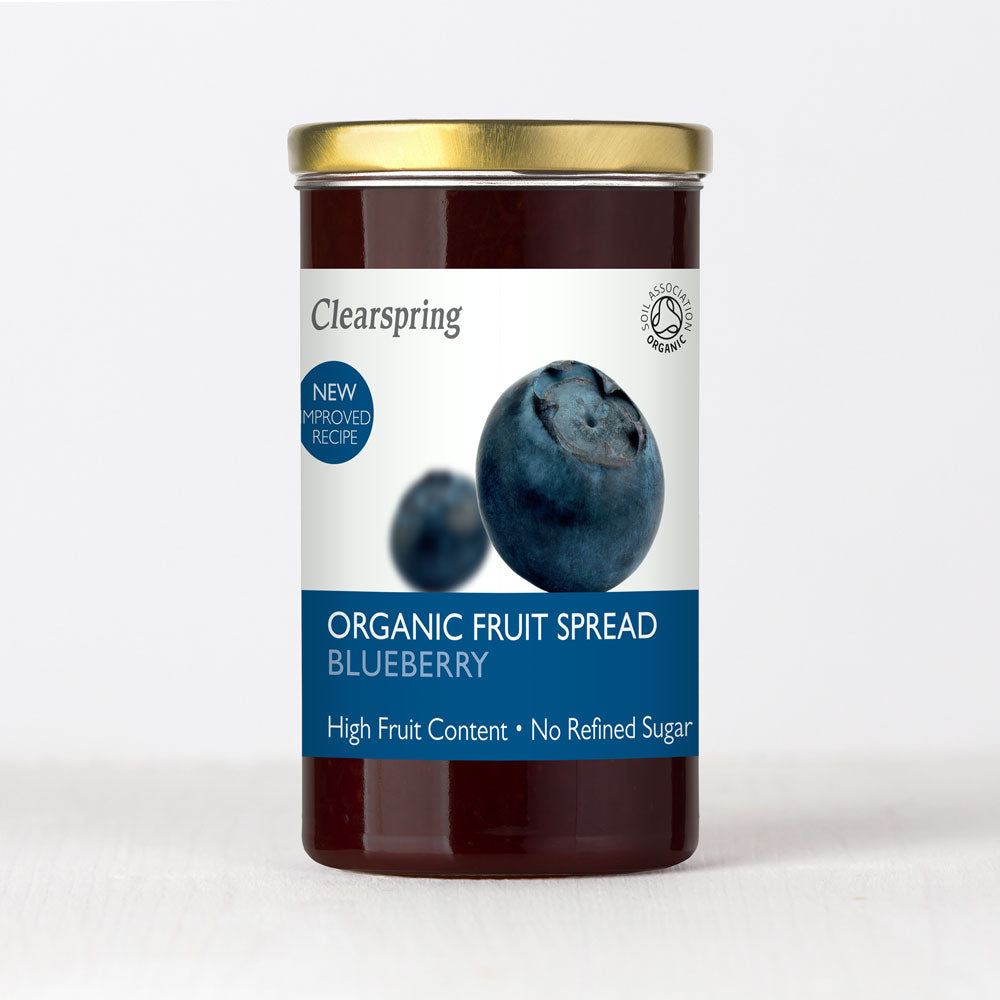 Organic Fruit Spread - Blueberry