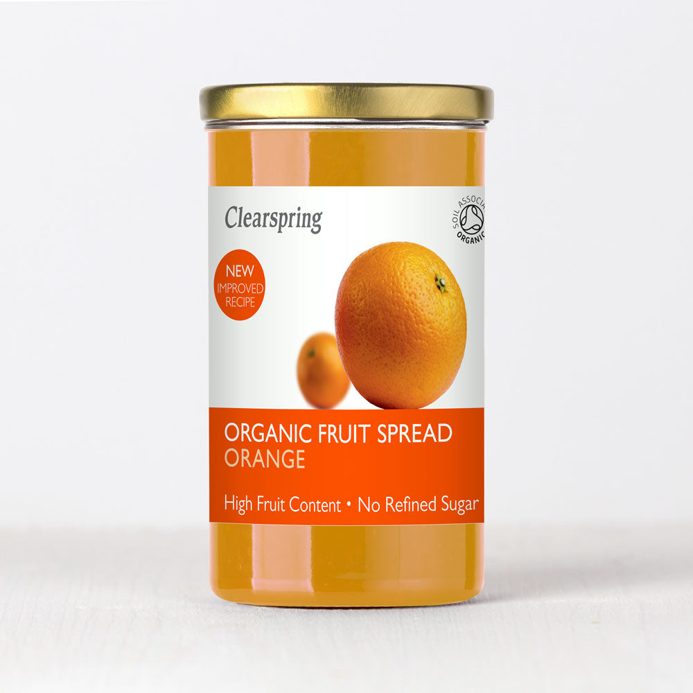 Organic Fruit Spread - Orange