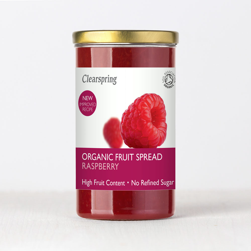 Organic Fruit Spread - Raspberry