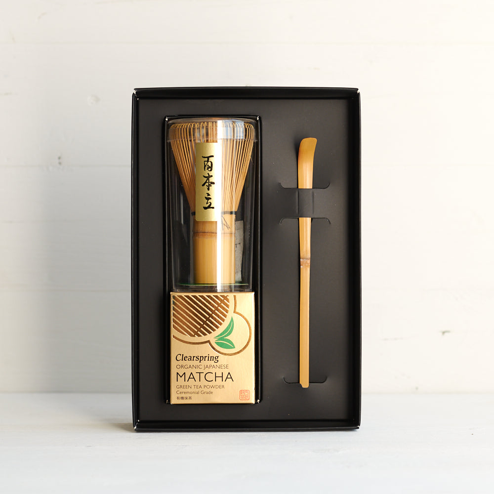 Traditional Japanese Matcha Kit