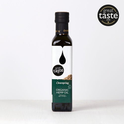 Organic Hemp Oil - 250ml