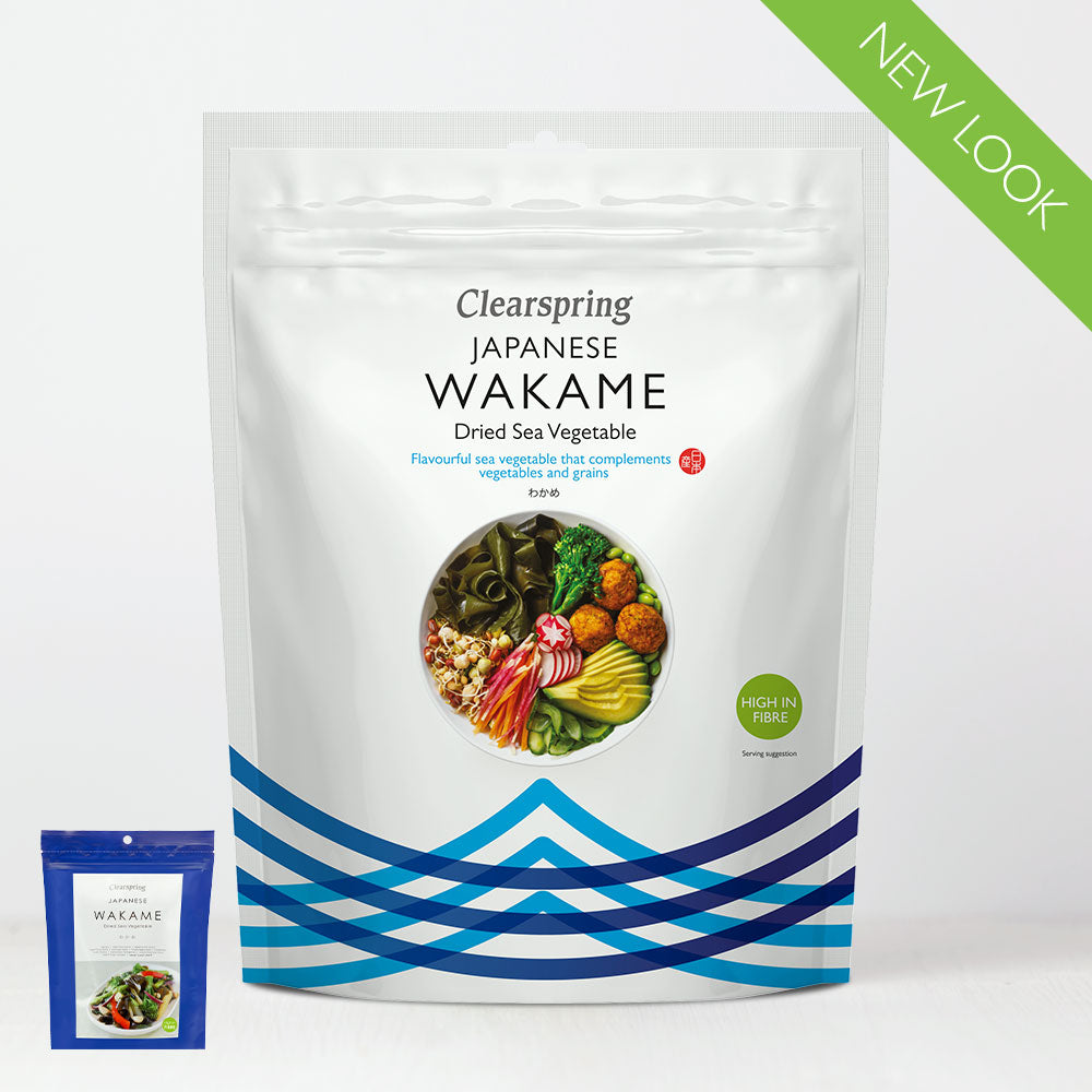 Japanese Wakame - Dried Sea Vegetable