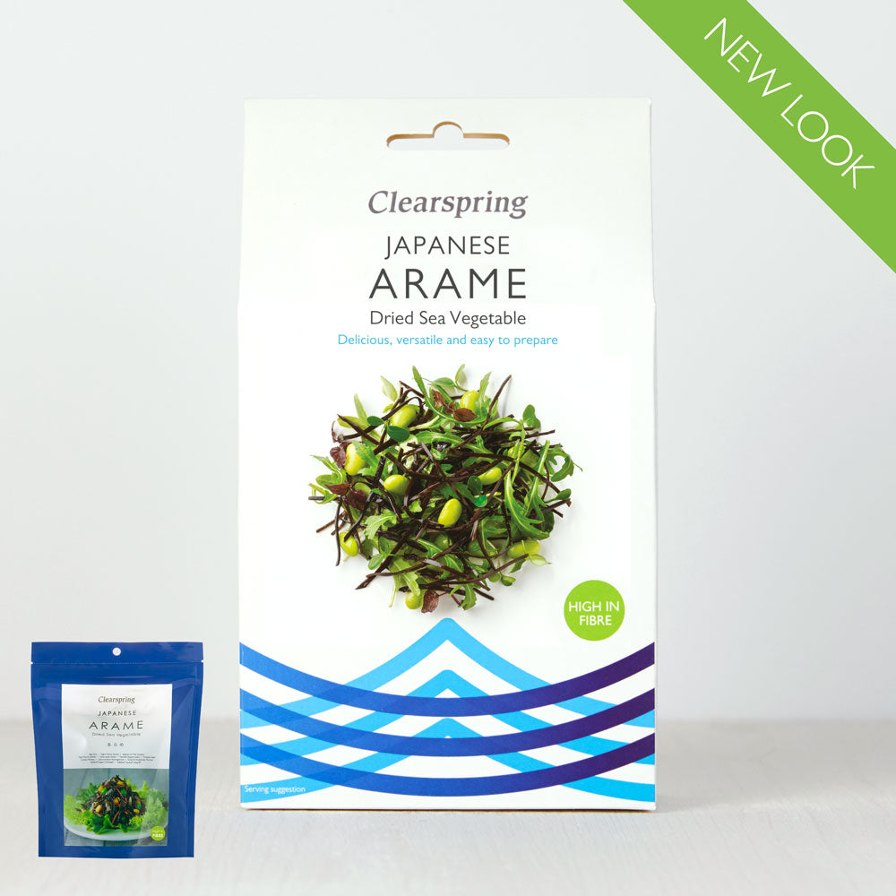 Japanese Arame - Dried Sea Vegetable