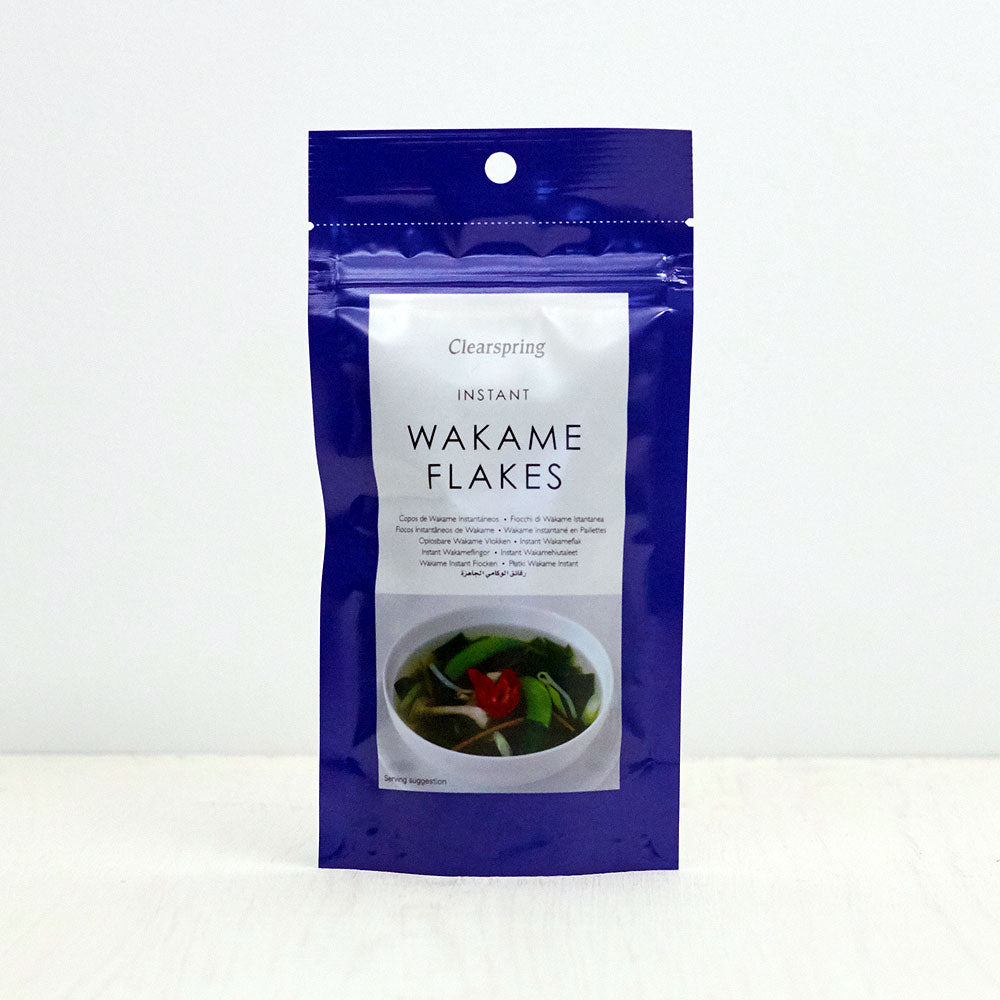 Japanese Wakame Flakes - Dried Sea Vegetable