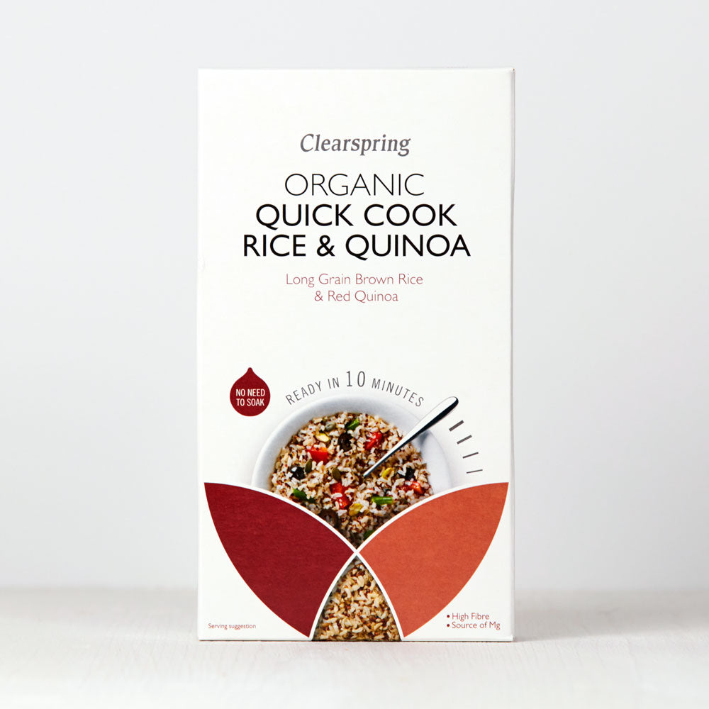 Quick Cook Organic - Rice & Quinoa