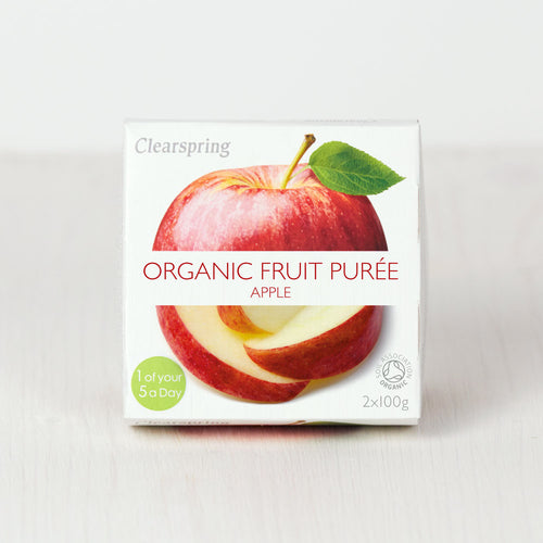 Organic Fruit Purée - Apple