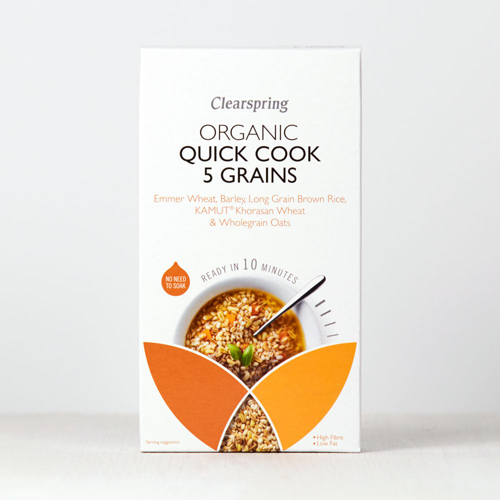 Quick Cook Organic - 5 Grains