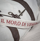 Bag with Il Moro di Venezia embroidery