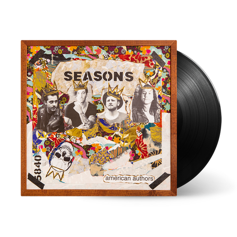 Seasons LP + Digital Album