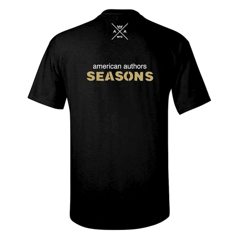 Black Seasons T-Shirt + Digital Album