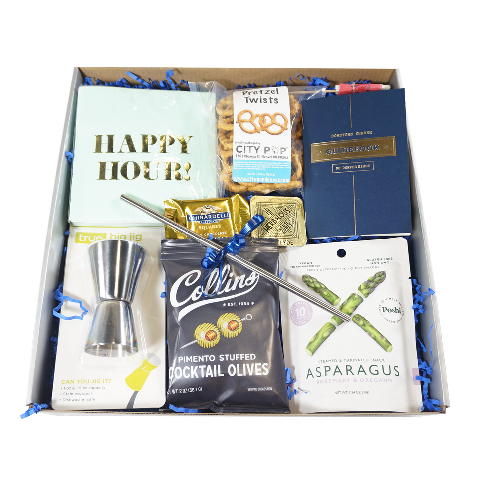 WFH: Happy Hour Box