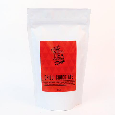 Infuse Tea Co Chilli Chocolate 250g