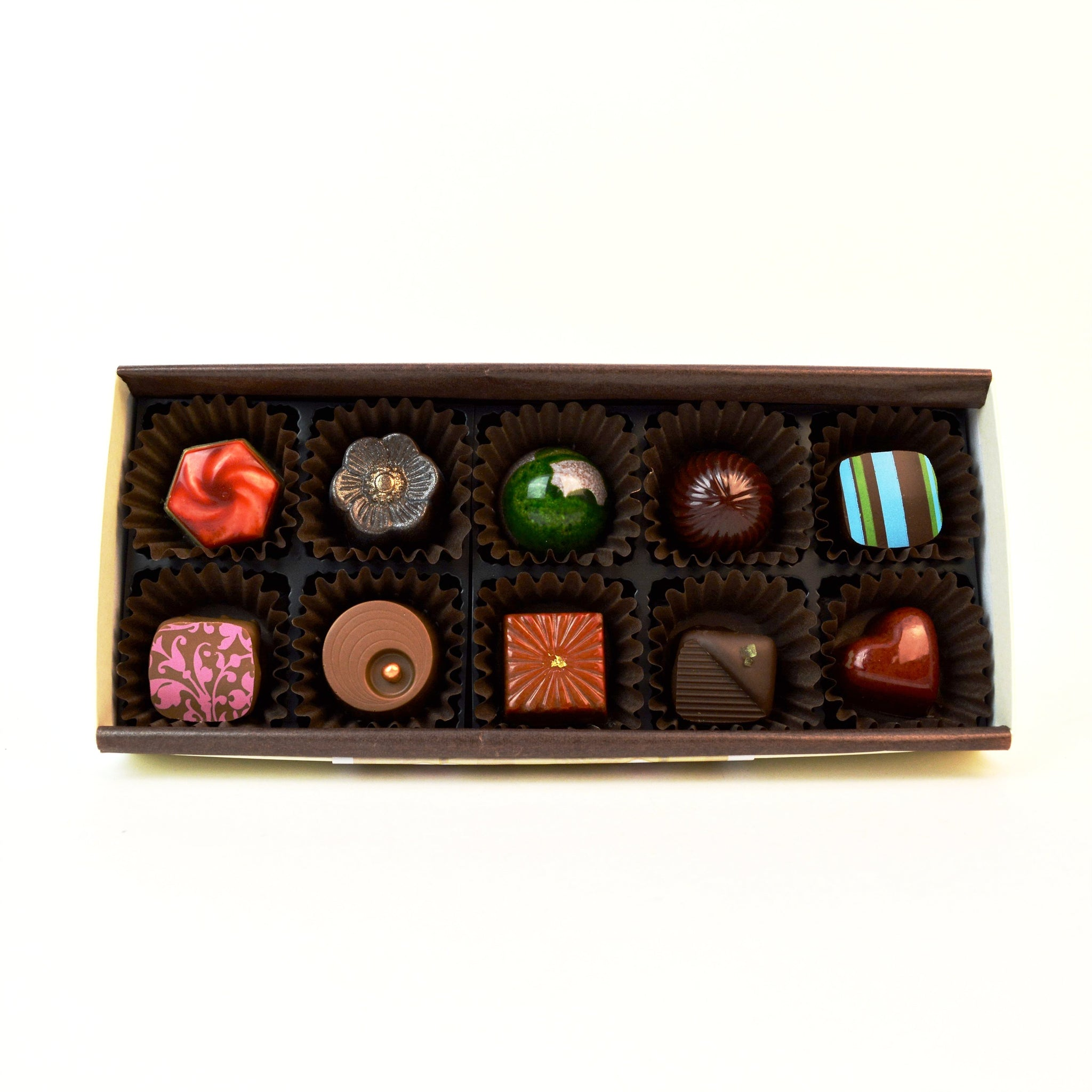 Nakamura Chocolates Mixed Selection 10pce