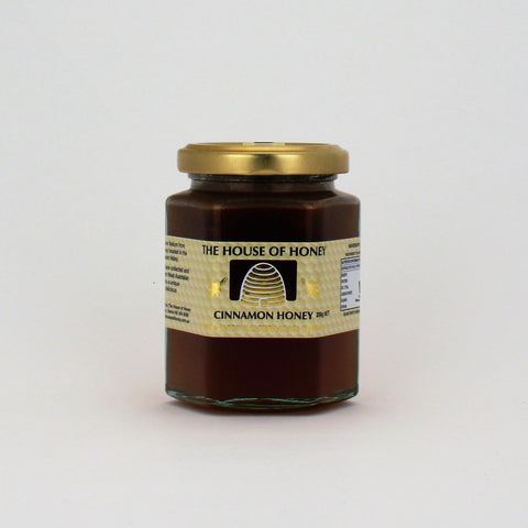 House of Honey CINNAMON 250g