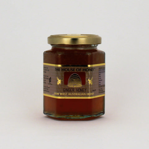 House of Honey GINGER 250g