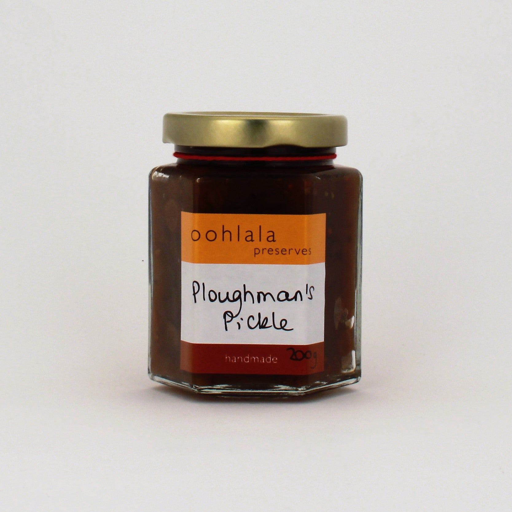 Oohlala Ploughmans Pickle 200g