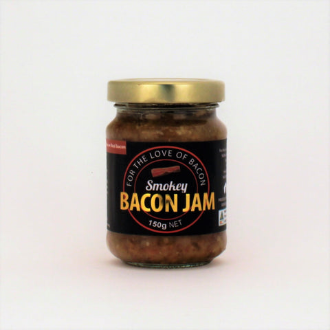 Smokey Bacon Jam 150g