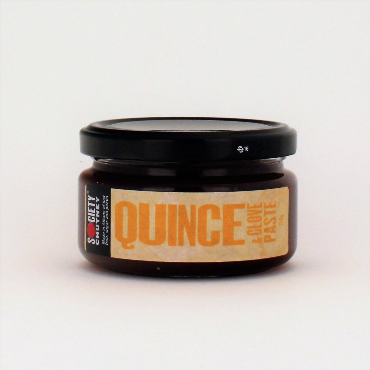 Society Chutney QUINCE CLOVE Paste 250g