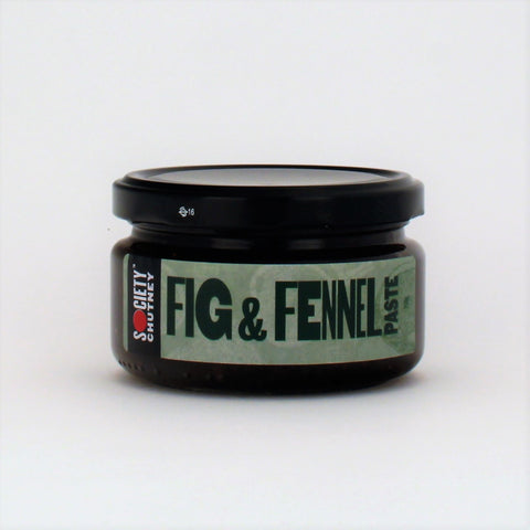 Society Chutney FIG FENNEL PASTE 250g