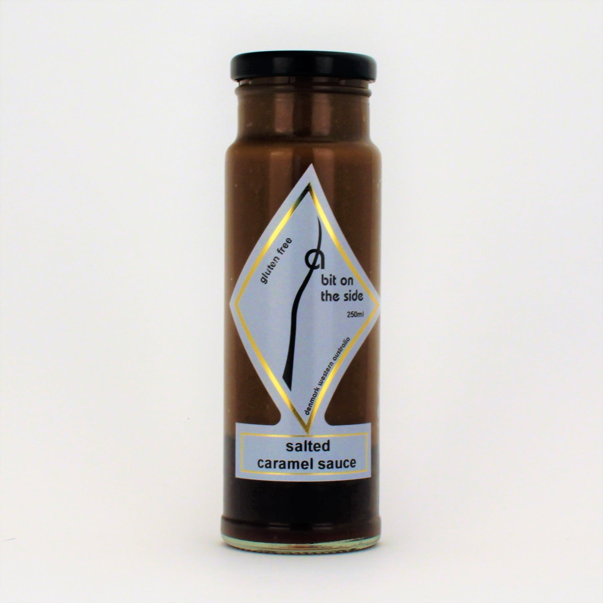 BOS Salted Caramel Sauce 250ml