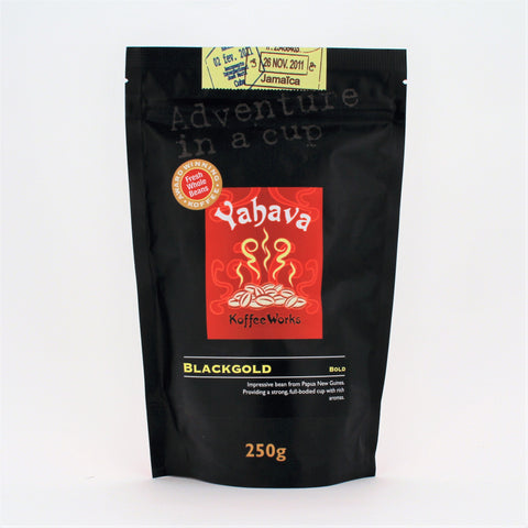 Yahava Black Gold Beans 250g
