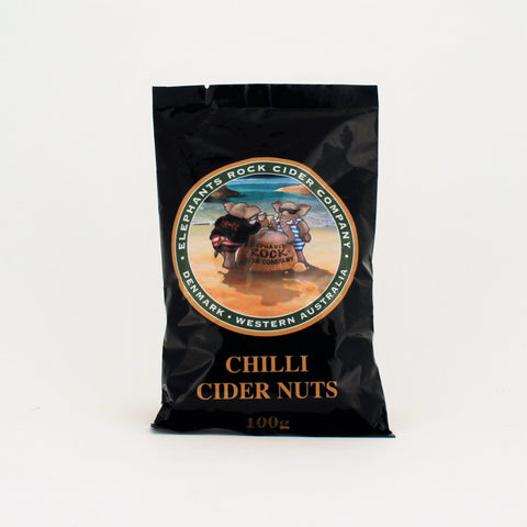 Chilli Cider Nuts 100g