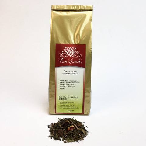 Tea Lovers Super Mood Green Tea
