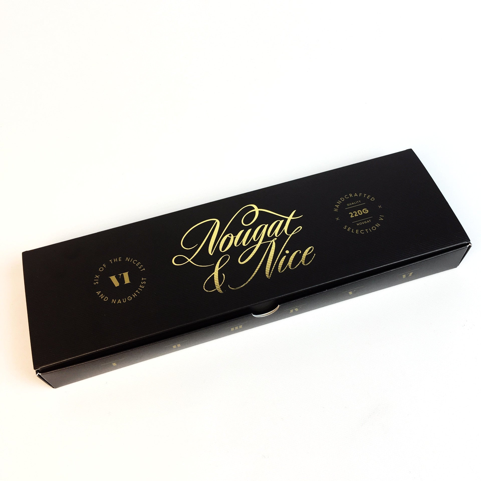 Nougat and Nice 6pce Gift Box