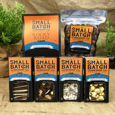 Small Batch Milk Chocolate Collection