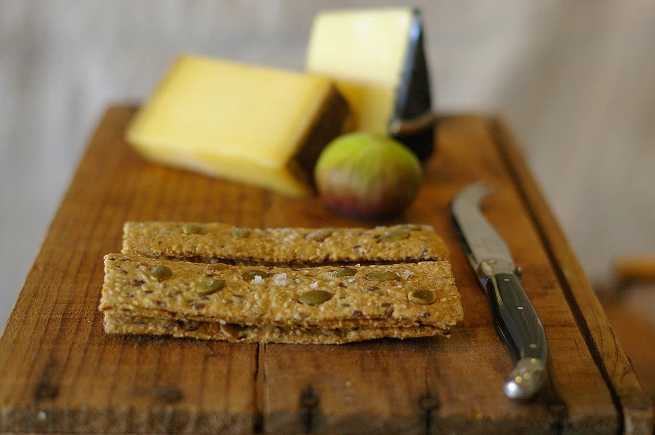 Knutsford Gourmet Multi Seed Crackers
