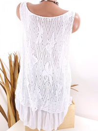 Ladies Summer Beautiful Lace Dress