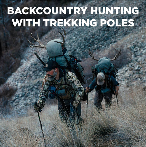 PEAX BLOG - BACKCOUNTRY HUNTING WITH TREKKING POLES