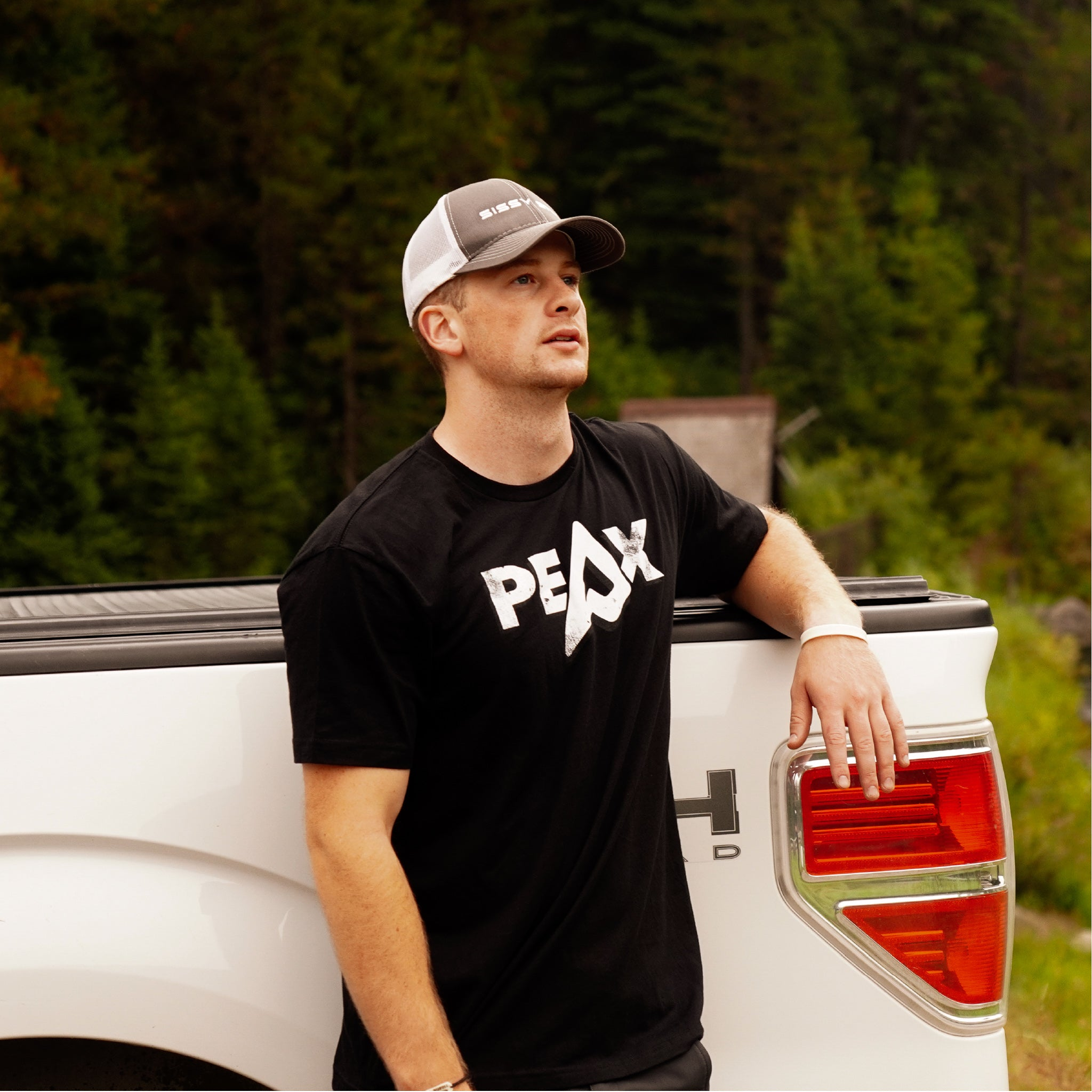 PEAX ICON TEE (Black)