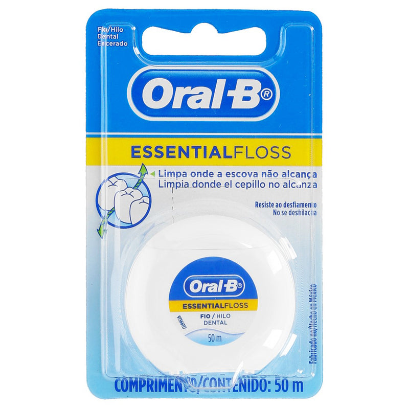 Hilo dental Essential floss 50m Oral-B