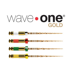 Limas Rotatorias Wave One Gold Dentsply Sirona