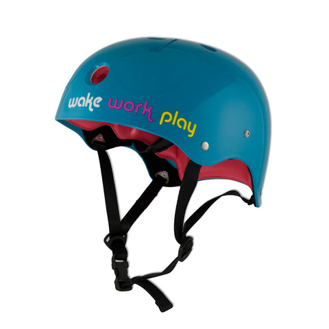 Wake, Work, Play Helmet
