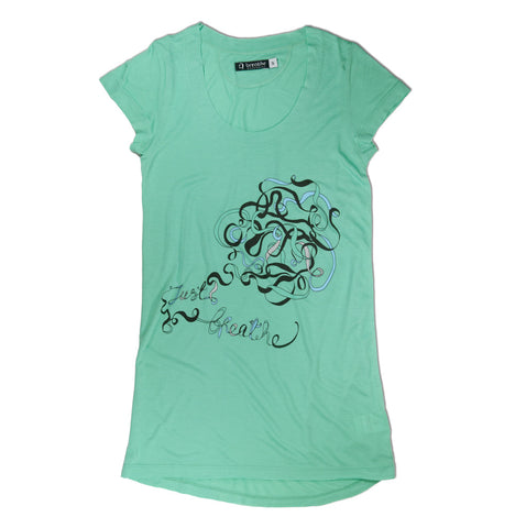 Ribbon Jade T-Shirt