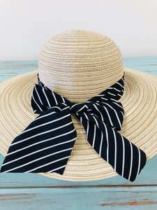 On The Beach Straw Hat