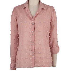 Kut from the Kloth Rose Billa Button Down Shirt