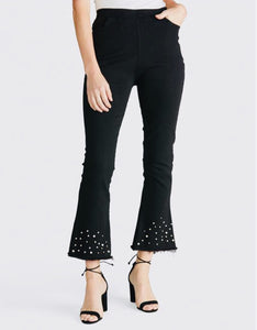 Coco & Carmen Pearl Flared Denim