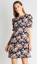 Load image into Gallery viewer, Skies are Blue Floral Dress