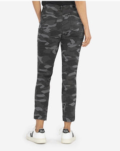 Kut From The Kloth Camo Reese Ankle Straight Pants