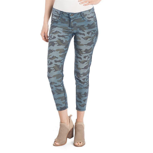Coco and Carmen Camo Reversible Jeans