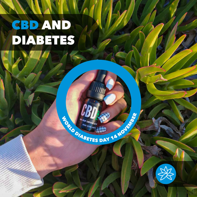 CBD and Diabetes.