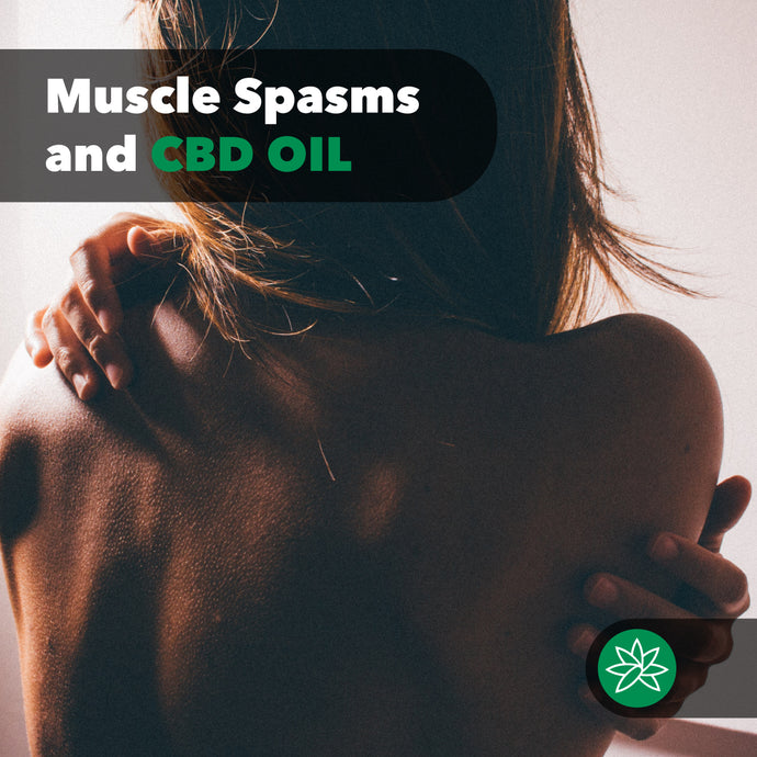 Muscle spasms and CBD oil.