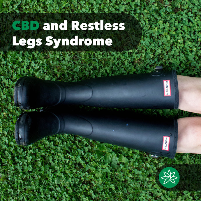 CBD and restless legs syndrome (RLS).